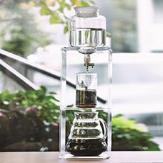 冰滴壶(亚克力架)家用水滴式咖啡壶 WDC-6