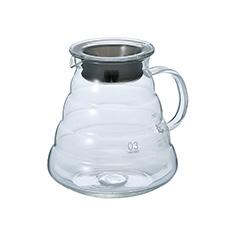 耐热耐高温玻璃咖啡分享壶 XGS-80TB