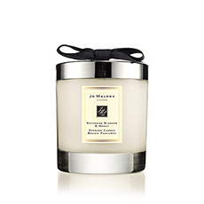 杏桃花与蜂蜜香氛蜡烛