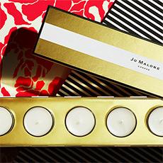 祖玛珑 圣诞香氛蜡烛礼盒
