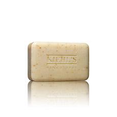 男士燕麦磨砂皂