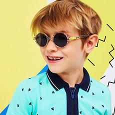 进口儿童太阳眼镜防紫外线墨镜