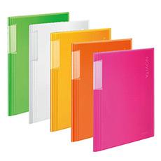 日本 NOVITA 背幅可调资料册 A4-S 多规格 多颜色可选