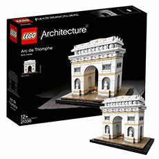 建筑系列 21036凯旋门