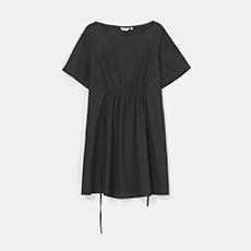 韩版宽松短袖连衣裙5180422399111