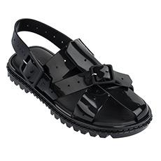 简约时尚果冻凉鞋32239