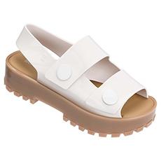 Strap Sandal厚底松糕果冻凉鞋 M32181