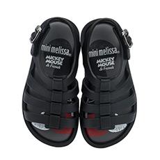 简约镂空小童凉鞋32379
