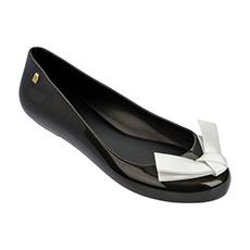 简约蝴蝶结女士单鞋32418