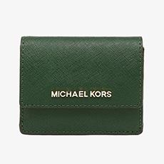 3色 牛皮零钱包 卡包