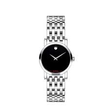 瑞红系列镂空钢带女士自动机械手表0606107