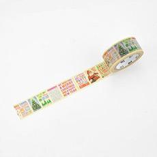 日本MT和纸胶带圣诞限定胶带S80