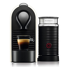 Umilk C55/D55 胶囊咖啡机 19帕强压 含奶泡机