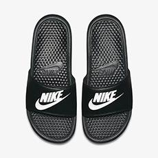 男子拖鞋 343880-090
