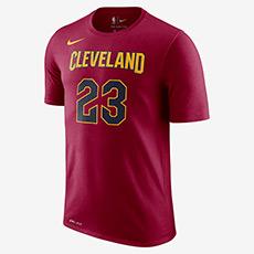克利夫兰骑士队 NIKE DRY 男子 NBA T恤 870767