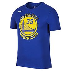 金州勇士队 NIKE DRY 男子 NBA T恤 870775-496