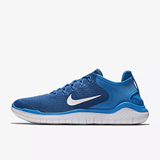 FREE RN 2018男子跑步鞋942836-400