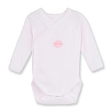 女宝宝长袖连体衣15023