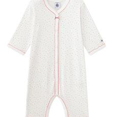 新生儿宝宝连体衣女婴舒适爬服包屁衣26742