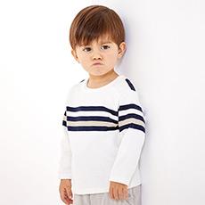 男宝宝长袖套头卫衣27586
