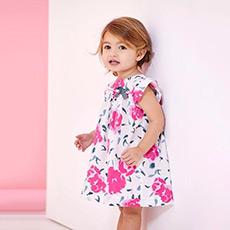 女宝宝短袖连衣裙27817