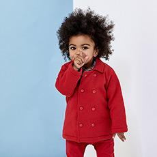 女宝宝保暖大衣外套27871