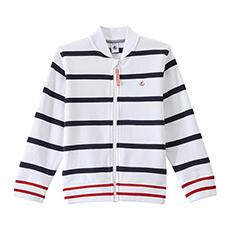 男童条纹外套开衫27977