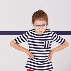 女童短袖T恤28249