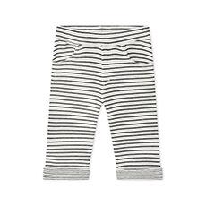 新生儿男婴舒适长裤28485