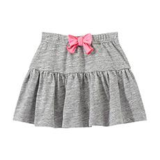 女童短裙半身裙28671