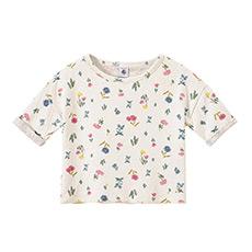 女童短袖T恤上衣28672