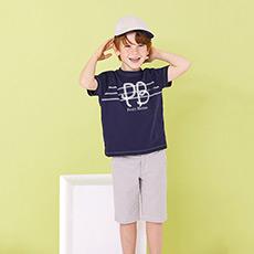 男童短袖T恤上衣28770