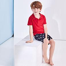 男童POLO衫28789