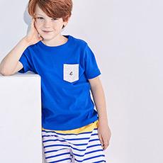 男童短袖T恤上衣28802