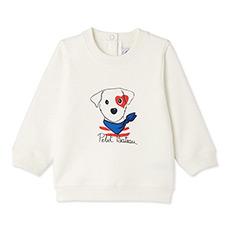狗狗图案宝宝卫衣28849