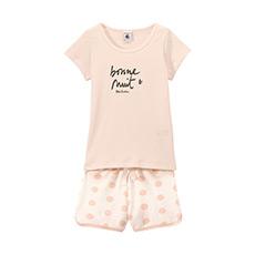 女童短款睡衣套装28896