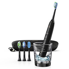 成人声波震动智能净白钻石智能亮白系列电动牙刷HX9924