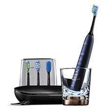 成人声波震动智能净白钻石智能亮白系列电动牙刷HX9954