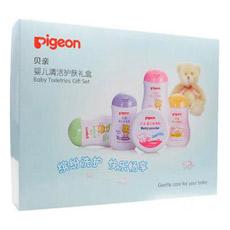 婴儿清洁护肤礼盒