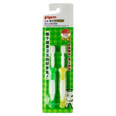训练牙刷 三阶段1-3岁(绿+黄)