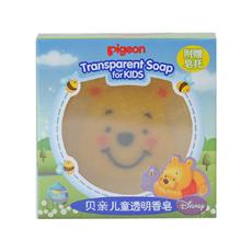 儿童透明香皂(小熊维尼卡通人物)