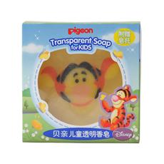 儿童透明香皂(跳跳虎卡通人物)