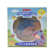 儿童透明香皂(屹耳卡通人物)