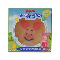 儿童透明香皂(小猪皮杰卡通人物)