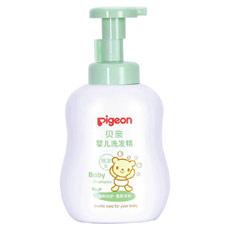 婴儿泡沫洗发精