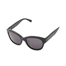 黑色猫眼太阳镜