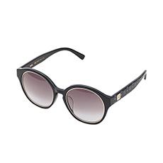 黑色圆形镜框金属内圈时尚镜片太阳镜