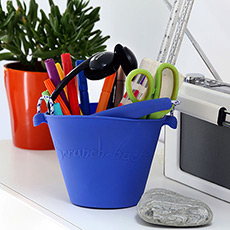Scrunch 英国可折叠彩色多用途硅胶桶