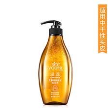 生姜强根健发洗头水(中干性头皮)