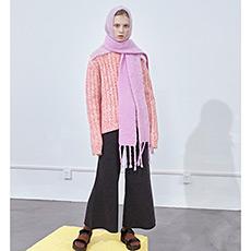 羊毛围巾17021003